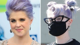Kelly Osbourne shows off trimmed-down figure after revealing 85-pound weight loss