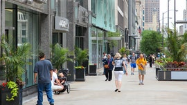 What is Chicago's Magnificent Mile?