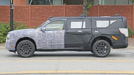 Mystery vehicle may be secret Ford Maverick compact pickup