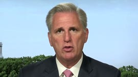 Kevin McCarthy torches Joe Biden for refusing to answer reporters' questions on mask mandate
