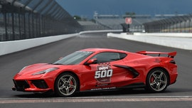 Chevrolet Corvette to be pace car for Indianapolis 500