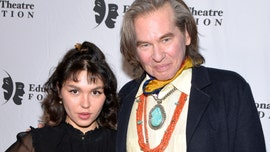 Val Kilmer's daughter opens up about his 'challenging' throat cancer battle