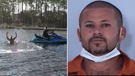 Florida deputy jumps on Jet Ski, chases down fugitive trying to swim away, bodycam video shows