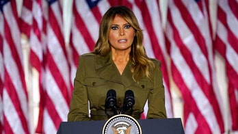 Melania Trump 'disappointed and disheartened' over Capitol attack: 'Nation must heal in a civil manner'
