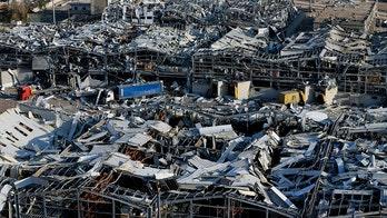 Beirut explosion leaves 300,000 homeless, Lebanese port officials under house arrest