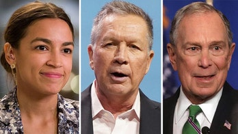 Progressives blast DNC for giving AOC just 60 seconds at convention but more time for Kasich, Bloomberg