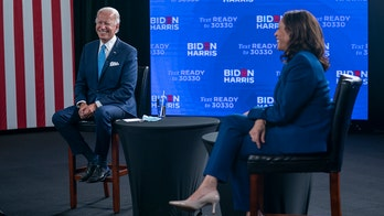 Biden, Harris haul in $48 million in 48 hours