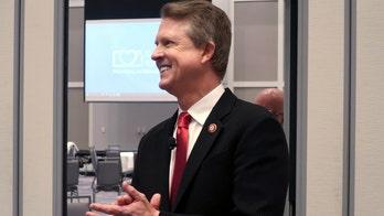 Kansas Republicans choose Rep. Marshall over firebrand Kobach for Senate seat