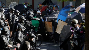 Seattle protesters' lawsuit over pricey protective gear 'out of bounds,' attorney says