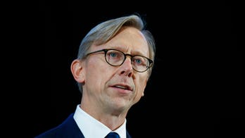 Brian Hook, US special envoy for Iran, to step down; Elliott Abrams to take post