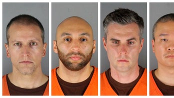 Ex-Minneapolis officers charged in George Floyd death appear in court