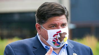Coronavirus uptick leads Illinois Gov. Pritzker to clamp down on bars, restaurants in some areas