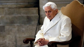 Emeritus Pope Benedict falls ill after return from visiting late brother in Germany