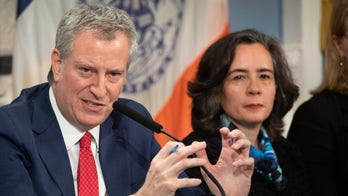 De Blasio extends state of emergency in New York for another 30 days