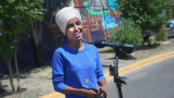 Ilhan Omar mobilizing progressives to push Biden further left