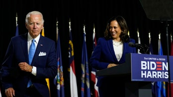 Biden, Harris to deliver Democratic convention speeches from Delaware