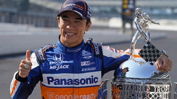 Indy 500 champ Takuma Sato feels 'fortunate' to even get to race this year