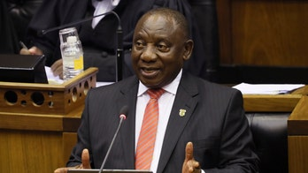 South African president faces questions over coronavirus corruption scandals