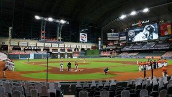 A's announce positive virus test, game vs. Astros postponed