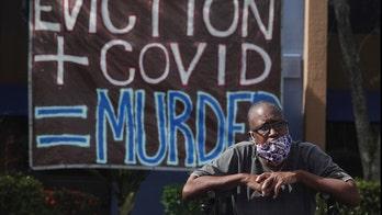 Coronavirus stimulus bill deadlock could prompt 'tsunami' of evictions, study warns