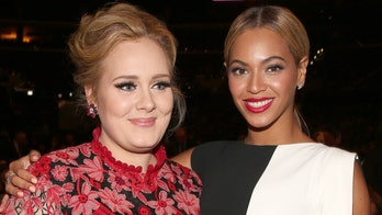 Adele matches outfits with Beyoncé to praise singer's visual album 'Black Is King'