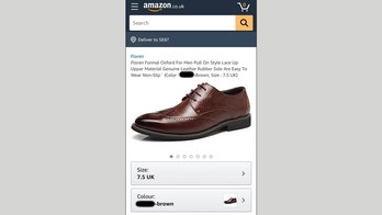 Amazon removes shoe with racial slur in product description