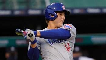 Cubs' Anthony Rizzo rips politicians as MLB games postponed over Jacob Blake shooting