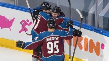 Burakovsky scores late, Avalanche beat Coyotes 3-2