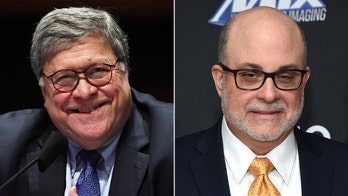 AG William Barr to sit down with Fox News host Mark Levin on 'Life, Liberty & Levin'