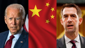 Sen. Tom Cotton: As president, Biden would pander to China – just look at his lifelong record