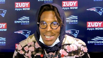 Cam Newton gets inside scoop on Patriots' playbook: 'This s--t is calculus'