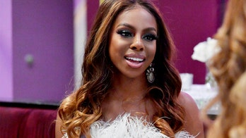 'Real Housewives' star Candiace Dillard apologizes for past homophobic tweets: 'My words were hurtful'