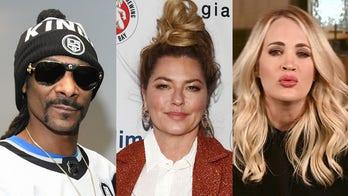 Snoop Dogg, Shania Twain, Carrie Underwood, more stars hosting new Apple Music radio shows