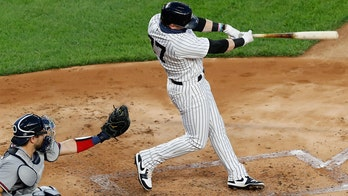 Clint Frazier has big season debut; Yankees beat Braves 6-3