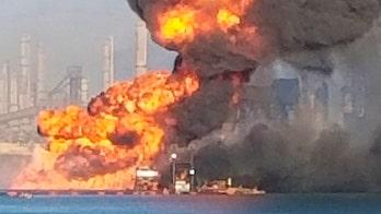 Pipeline explosion in Corpus Christi leaves 6 injured, 4 missing: report