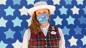 Disney releases uniform coronavirus face masks for theme park employees