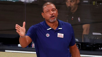 Clippers' Doc Rivers hits Trump over anthem-kneeling comments, mail-in voting claims