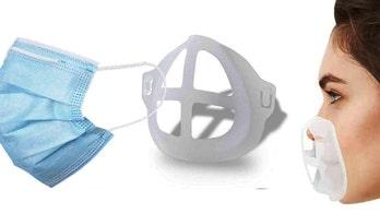 Coronavirus face mask 'brackets' latest pandemic trend — but experts voice concerns