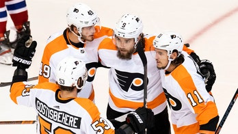 Flyers head into 2nd round of East playoffs with Game 6 win