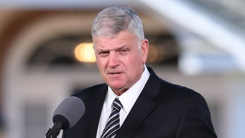 Franklin Graham reflects on 'absence of God' at DNC ahead of DC prayer march