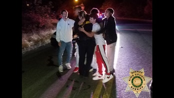 Five teenagers honored for saving life of King's County deputy