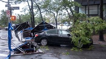 PHOTOS: Tropical Storm Isaias Damage
