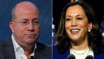 In 2009, CNN boss Jeff Zucker praised Kamala Harris as 'important' to the country
