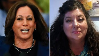 Tara Reade wants media to ask Harris about 'smear campaign' over sex assault claim against Biden