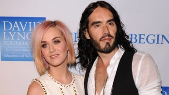 Katy Perry compares marriage to Russell Brand to 'a tornado'