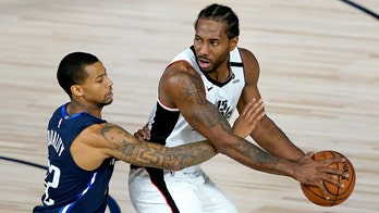 Kawhi Leonard denies claims against Clippers, Jerry West