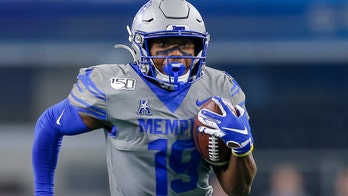 Memphis star running back loses multiple family members to COVID-19, opts out of 2020 season
