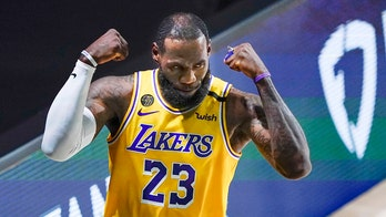 LeBron James agrees to 2-year, $85M extension with Lakers: reports