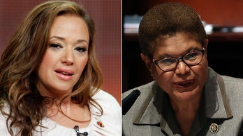 Leah Remini calls out Karen Bass for past praise of Scientology: Victims 'deserve better from you'