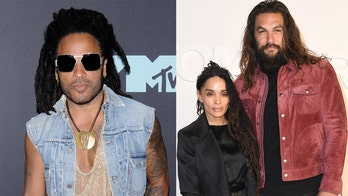 Jason Momoa receives birthday wish from wife Lisa Bonet's ex Lenny Kravitz: 'One family. One love'